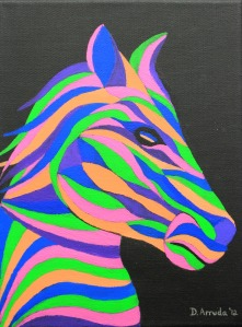 Horse of Different Colors