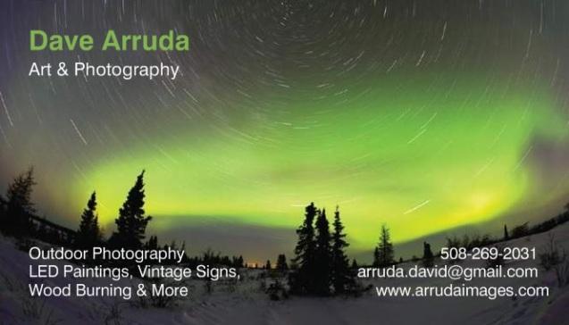 New ArrudaImages Card
