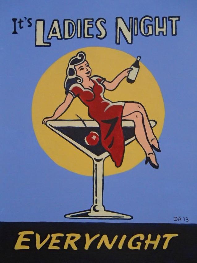 Ladys Night