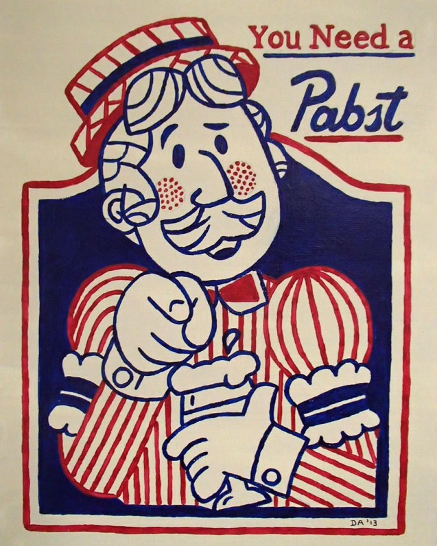 You Need A Pabst