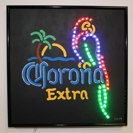 LEDon Corona Parrot